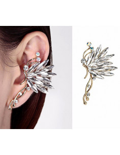 Cercel tip ear cuff, Pixie Star