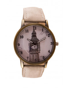 Ceas de mana, vintage, cadran London Big Ben