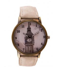 Ceas de mana, vintage, cadran London Big Ben