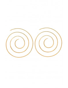 Cercei minimal spiralati, rotunzi