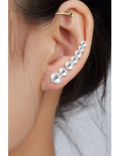 Cercel ear cuff elegant,...