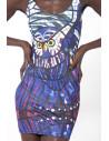 Rochie BlackMilk dreapta scurta si mulata pe corp, Glass Owl