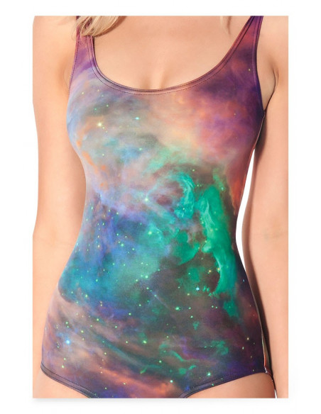 Costum de baie intreg BlackMilk Ort Nebula