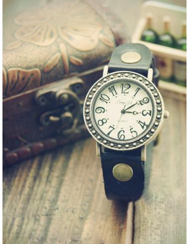 Ceas vintage, model cu cadran rotund,...