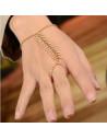 Bratara arabeasca cu inel, sira spinarii flexibila